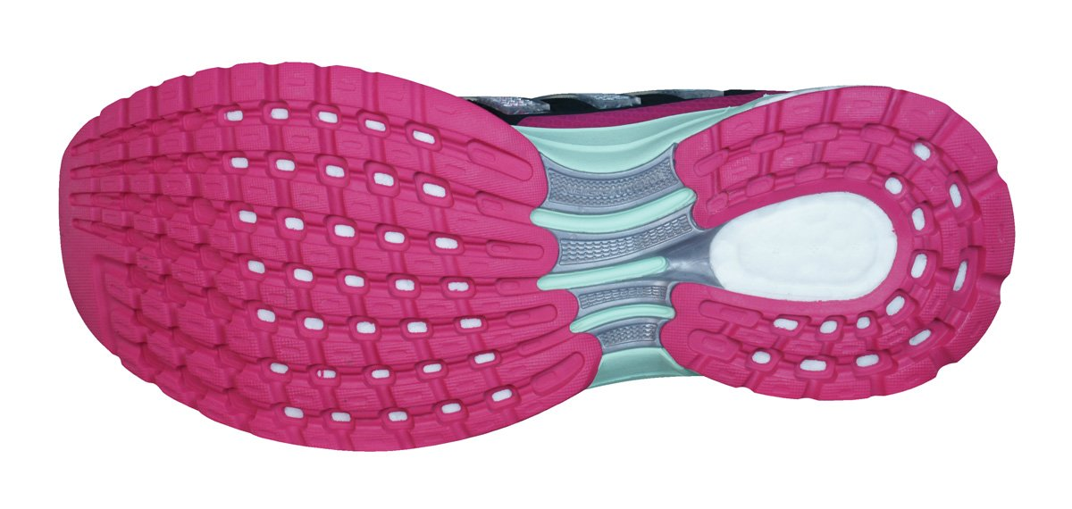 Adidas Response Boost 2 Techfit W - - - boRosa cschwarz frogrn a7f51c