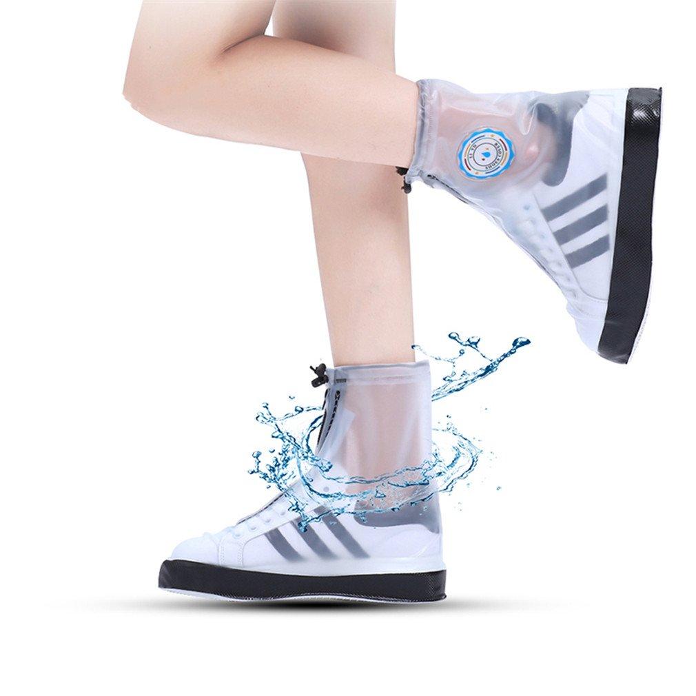Rainproof Shoe Cover Men Women Reusable Waterproof Boot Covers Rain Overshoes