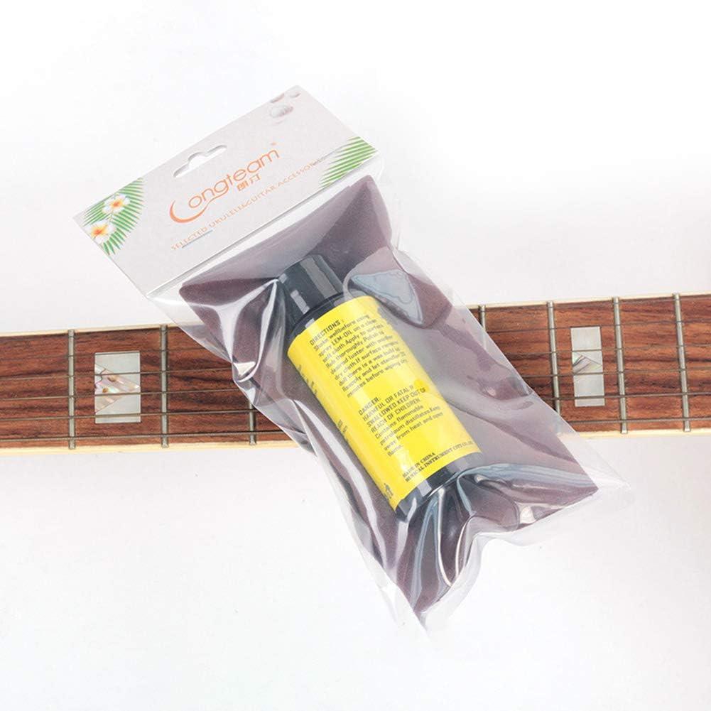Studyset - Juego de accesorios y piezas para guitarra (aceite de ...