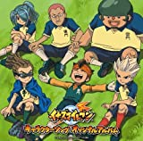 INAZUMA ELEVEN CHARACTER SONG BOOK by King Japan