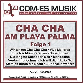Cha Cha am Playa Palma, Folge 1 de Various artists en Amazon ...