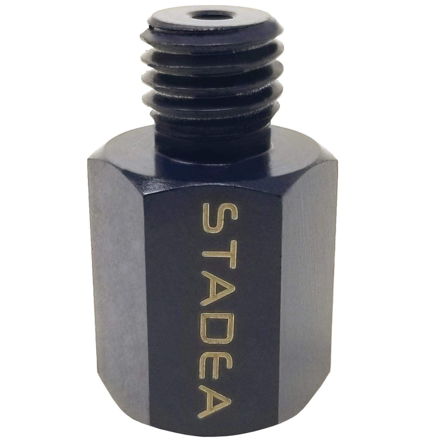 """Stadea ADC102K Adapter 5/8"""" 11 Female to M14 Male"""