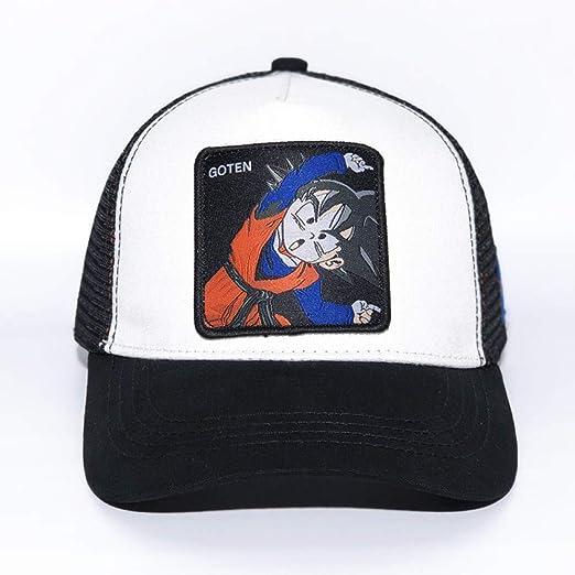 sdssup Gorras de Gorra de béisbol de Personaje de Dibujos Animados ...