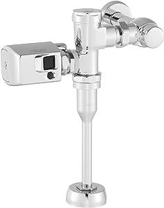 American Standard 6045SM101.002 Manual Flush Valves Urinal FV, 1.0 Gpf, Smo, Chrome