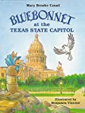 Bluebonnet at the Texas State Capitol, Mary Brooke Casad, 1565542320