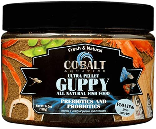 Cobalt-Aquatics-25142-Ultra-Guppy-Nano-Bits-Floating-Food