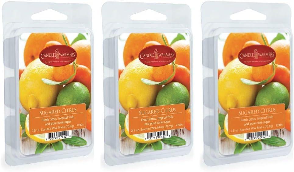 Citrus /& Rose Mystix Wax Melts x 5
