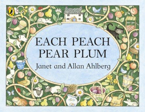 Each Peach Pear Plum (Pocket (Winnie The Pooh Halloween Stories)