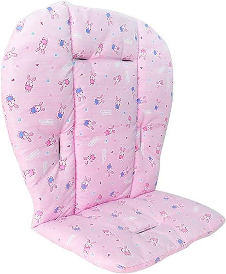 Per Colchonetas para Silla de Paseo Universales de Bebés Alfombras de dibujo Animado para Carritos Cunas para Bebés Accesorios para Carrito Infantil (rosa): Amazon.es: Bebé