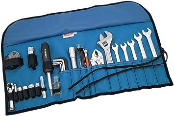 Estuche escolar herramientas CruzTOOLS Tool Kit Road Tech H3 Harley davidson-rth3: Amazon.es: Coche y moto