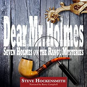 Dear Mr. Holmes Audiobook