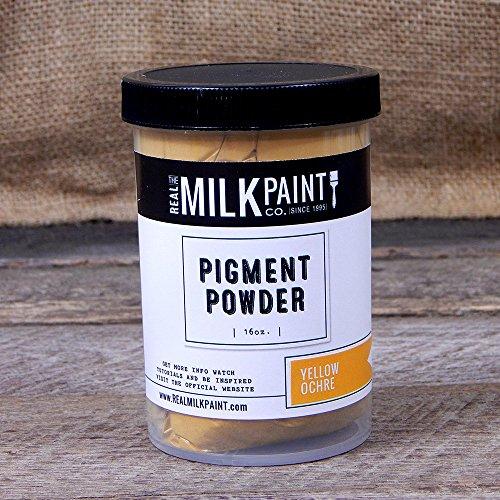 Pigment Powders Yellow Ochre ()