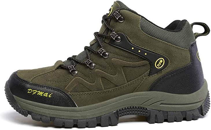 ZPWY Bottes de randonnée pour Hommes Chaussures de randonnée