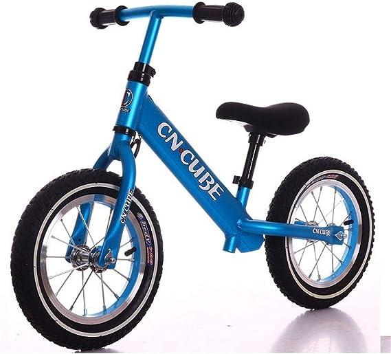 Dsrgwe Bicicleta sin Pedales, Balance de Bicicletas, Kid Bici del Empuje, 12
