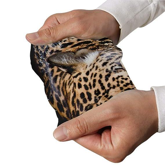 Bgejkos Mangas de compresión para pantorrillas Jaguar Portrait ...