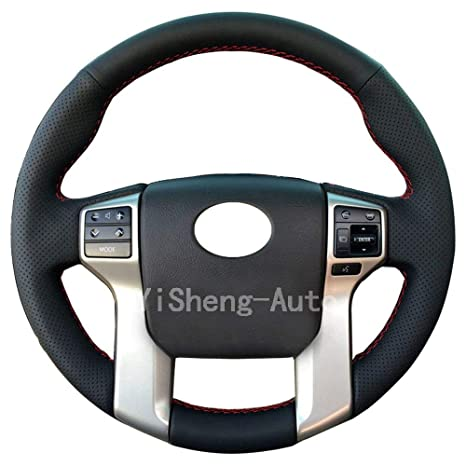 Amazon.com: Eiseng Funda para volante para Toyota Tacoma ...
