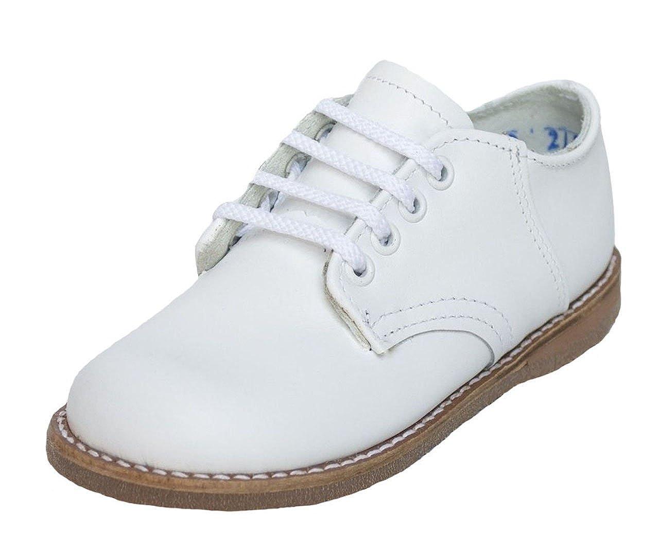 Amilio Toddler's/Kid's Leather Saddle Shoe/Oxford - Chris