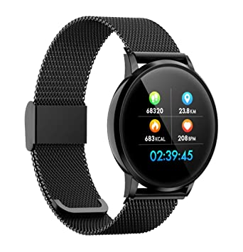 GUCIStyle Impermeable IP68 Smartwatch, HD Color Screen ...