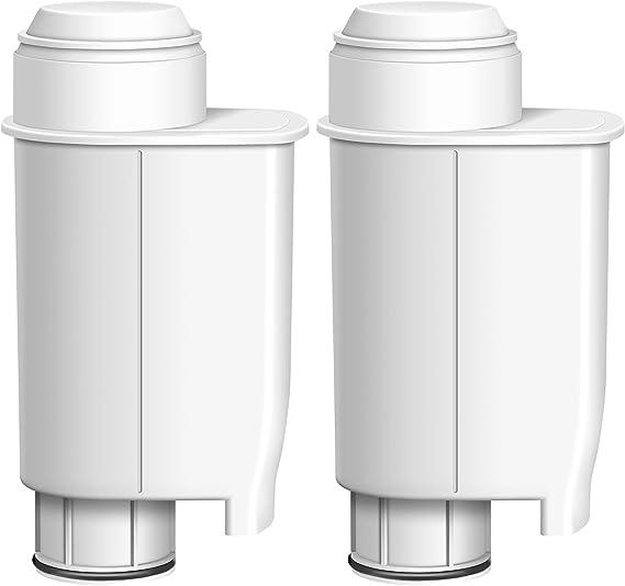 Waterdrop TÜV SÜD Certificado Filtros de Café, Compatible con Brita Intenza+ Philips Saeco CA6702/00 CA6706/48 Gaggia Mavea Intenza RI9113/60 (2): Amazon.es: Hogar