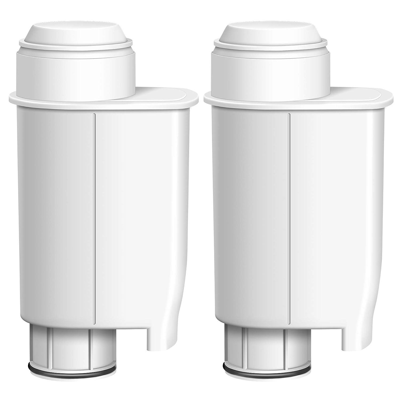 Waterdrop Intenza+ TÜV SÜD certified Filtro de agua de repuesto, compatible con Brita Intenza+, Philips Saeco CA6706/48, CA6702/00, Gaggia Mavea Intenza ...
