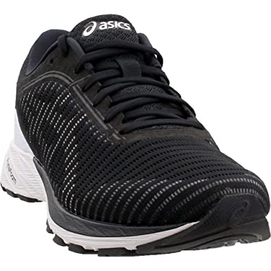 9541a7e71ef ASICS Men s Dynaflyte 2 Black White Carbon 7 ...