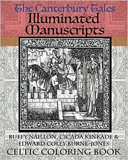 Amazon Com The Canterbury Tales Illuminated Manuscripts Celtic