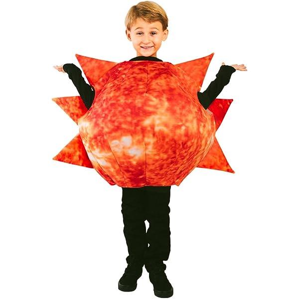 Child Sun 3D Costume