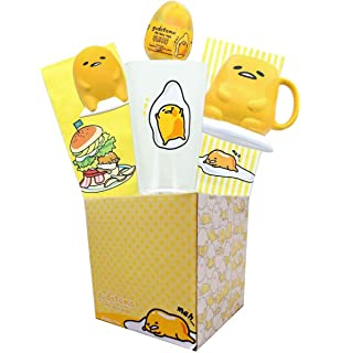 Gudetama Collectibles | Gudetama the Lazy Egg LookSee Collectors Box