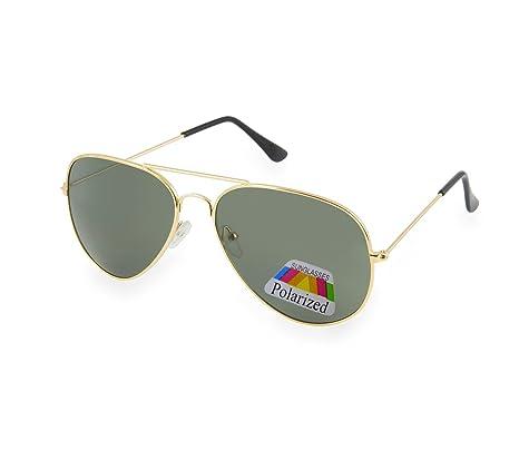 Aviator Lunettes de soleil miroir polarisée Sunglasses mirror UNISEX Homme Femme (Aviator Black polarized) MFAZ Morefaz Ltd gwgJN7Cgl5