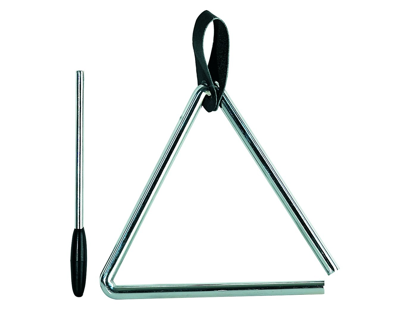 Music Triangle with a special handle - ab Percussion 510