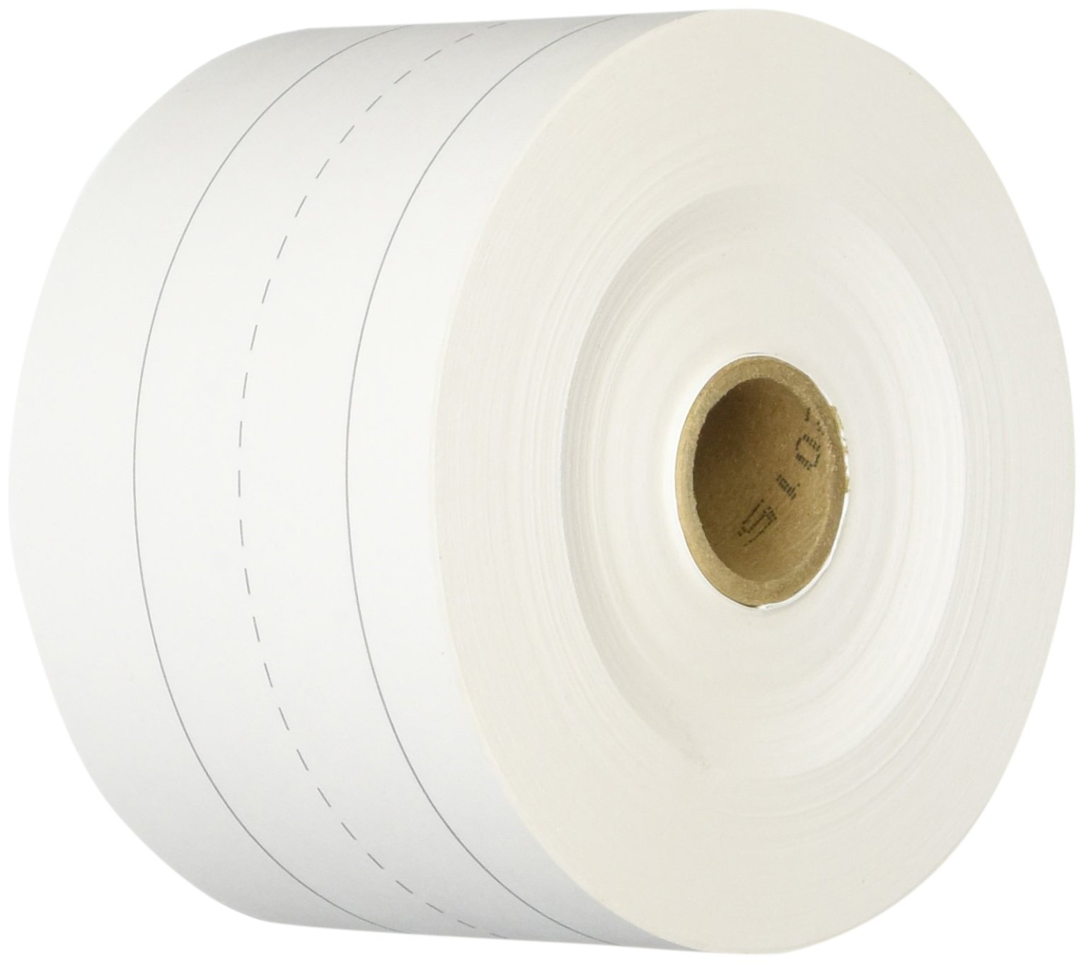 School Smart Sentence Strip Rolls - White Tag - 3 inch x 200 feet