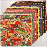 Yuzen Origami Paper - Washi Chiyogami Designs Assortment