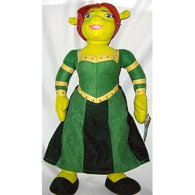 "15"" Shrek Forever Princess Fiona Plush: Toys & Games"