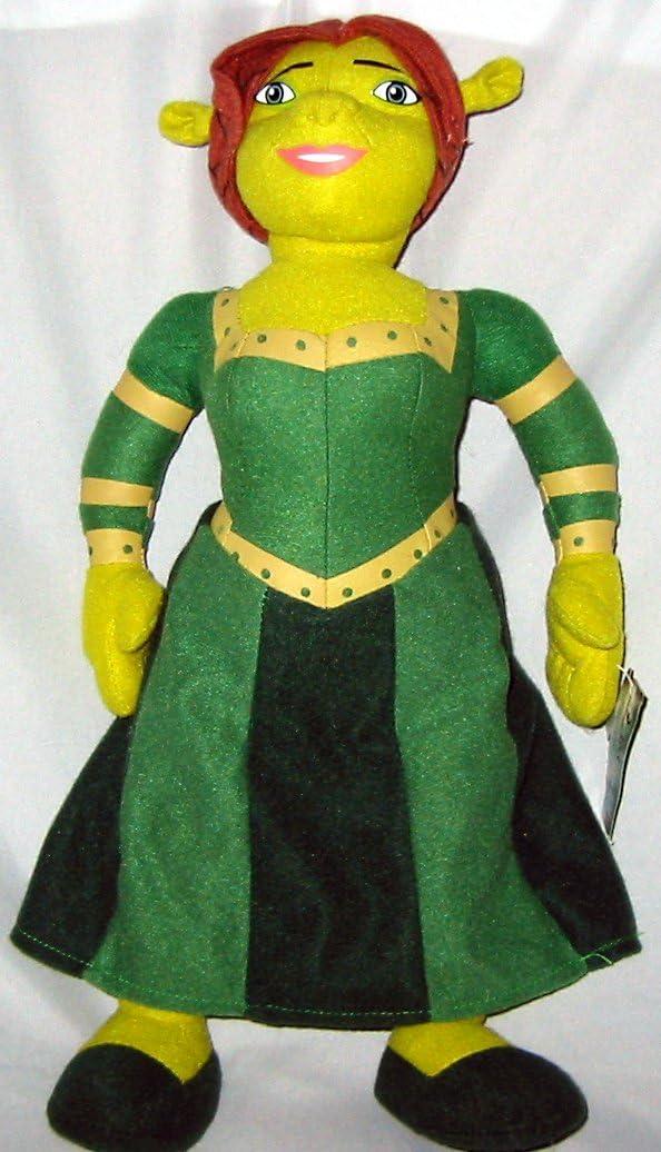 Amazon Com 15 Shrek Forever Princess Fiona Plush Toys Games