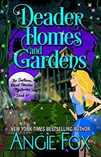 Deader Homes And Gardens by Angie Fox ebook deal
