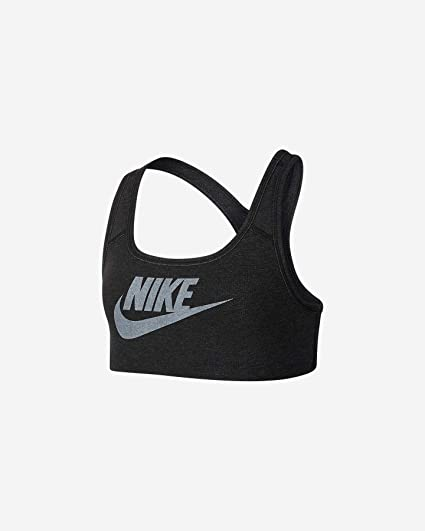 buy popular 28d96 4b35b Amazon.com  Nike Sportswear Older Kids  (Girls ) Sports Bra  Sports    Outdoors