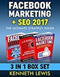 Facebook Marketing + SEO Ultimate Strategy Guide Box Set: Facebook Top 25 Tips + Advanced Techniques & Ultimate SEO Design (social media, online marketing, business marketing,)