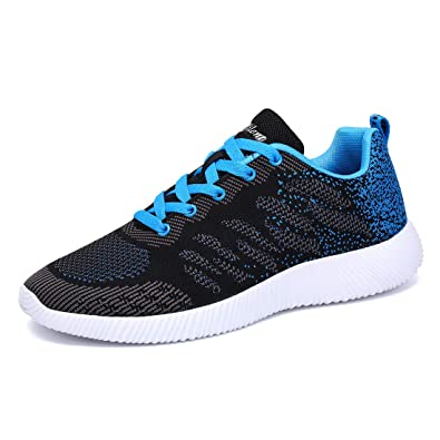 Lavibelle Uomo Scarpe da Ginnastica Sportive Corsa Trail Running Sneakers  Fitness Casual Trekking Running all  afd1a806b9d