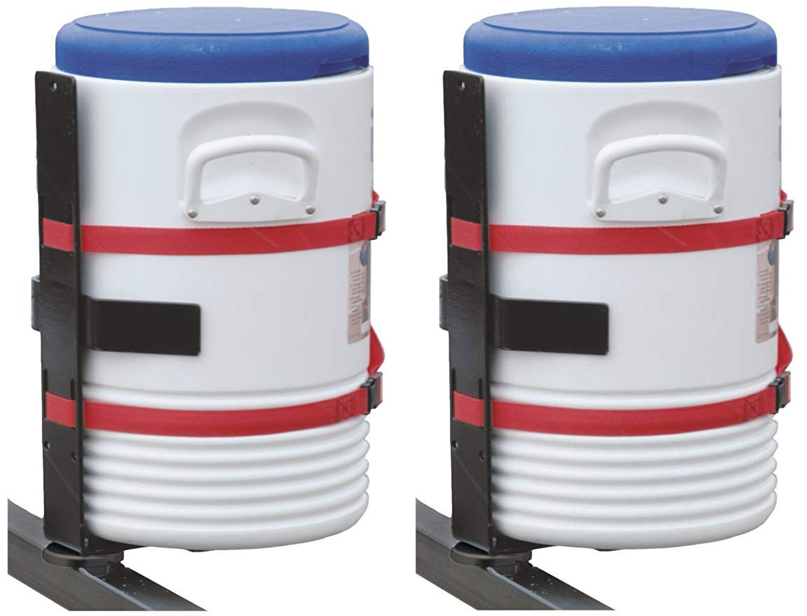 Buyers LT25 Water Cooler Landscape Truck & Trailer Rack (Pack of 2)