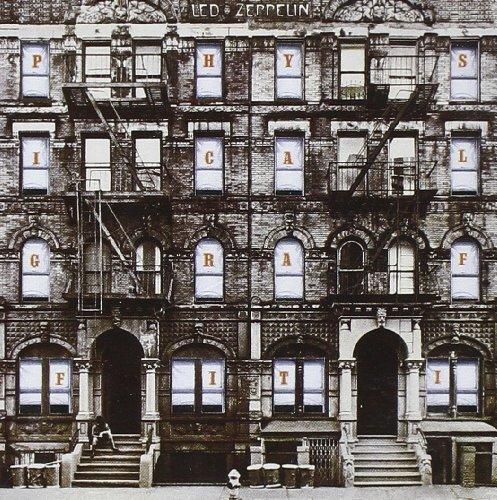 Physical Graffiti by Led Zeppelin [Music CD]