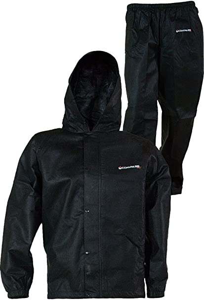 Amazon.com: COMPASS 360 Sport Tek 360 Traje de lluvia no ...