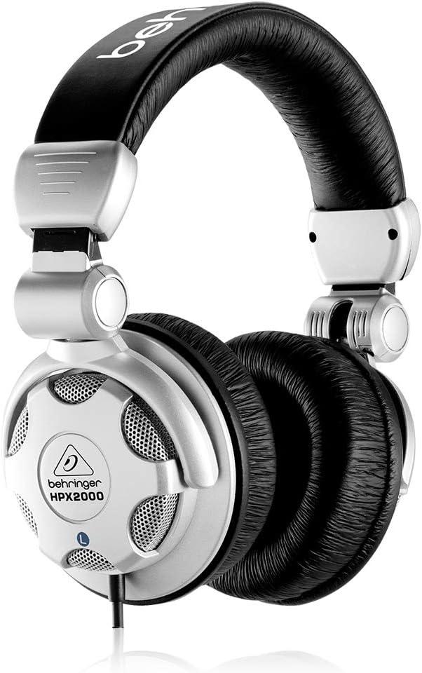 Behringer Headphones Hpx2000 Hochpräzisions Dj Kopfhörer Musikinstrumente