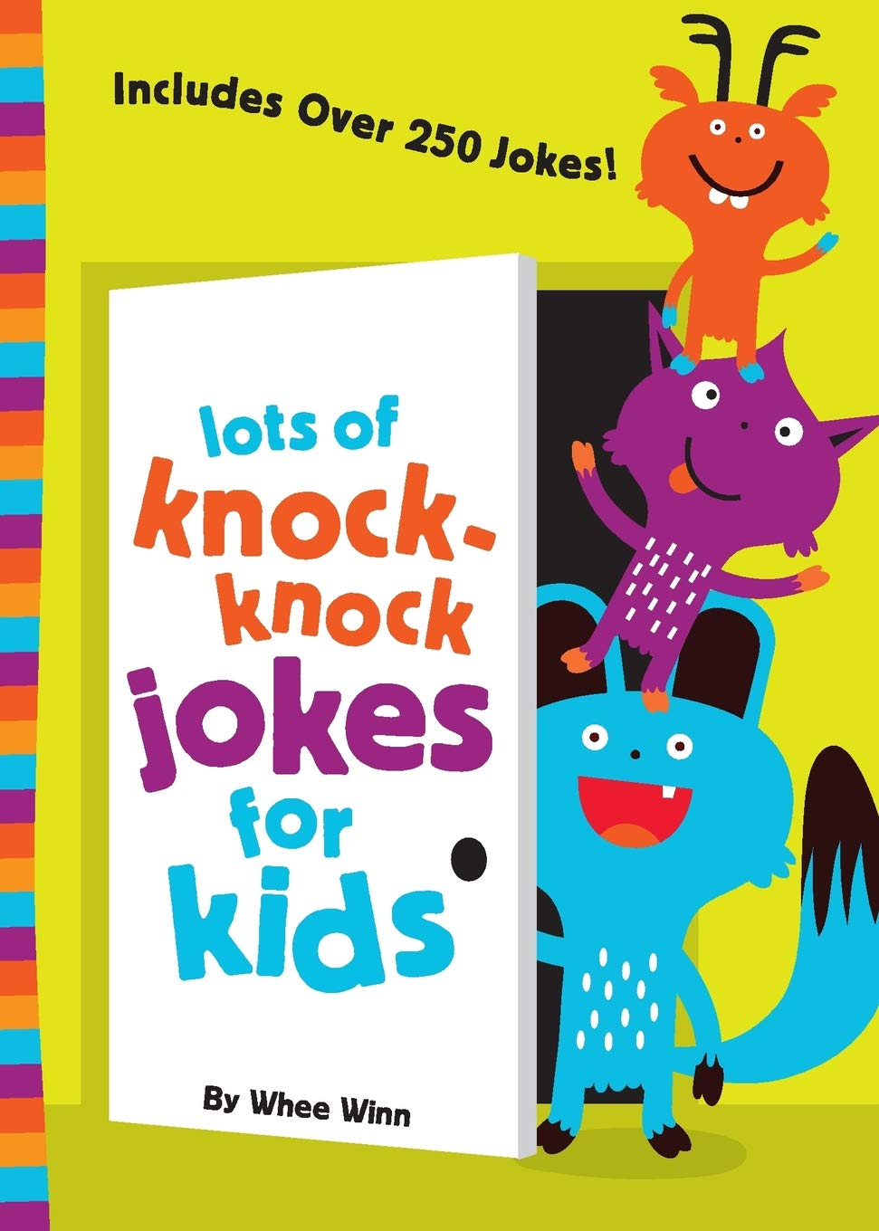 Lots of Knock-Knock Jokes for Kids: Whee Winn: 0025986750626: Amazon ...