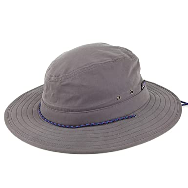 Patagonia Hats Tenpenny Water Repellent Bucket Hat - Grey Grey Large X-Large b9bfde252035