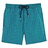 Vilebrequin Baby Trop' Swim Shorts - Men - M - Azure