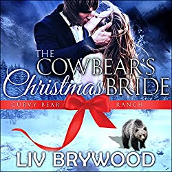 The Cowbear's Christmas Bride: Christmas Paranormal Romance