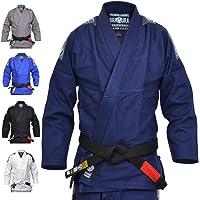 Valor Bravura Kimono BJJ GI color azul marino