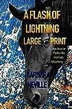 A Flash of Lightning Large Print (Spirit Animal Large Print Book 6)