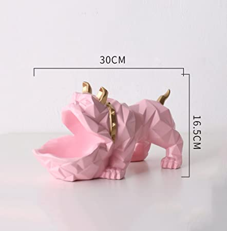 XGMSD Animal Candy Tray Home Decorations Ornaments Creative Modern ...