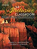 Inclusive Classroom, The, Video-Enhanced Pearson eText with Loose-Leaf Version -- Access Card Package (5th Edition)